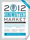 2012 Songwriter's Market
