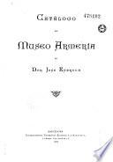 Catalogo del museo Armeria