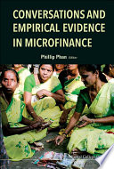 Conversations and Empirical Evidence in Microfinance