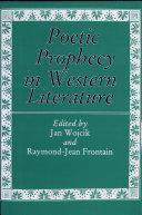 download ebook poetic prophecy in western literature pdf epub