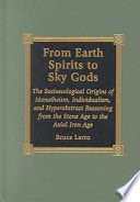 From Earth Spirits To Sky Gods book