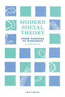 Modern Social Theory