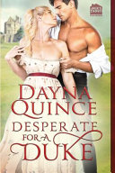 Desperate for a Duke Book PDF