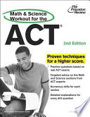 Math and Science Workout for the ACT  2nd Edition