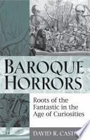 Baroque Horrors