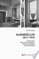 Albinmüller 1871–1941