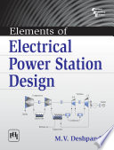 Elements Of Electrical Power Station Design