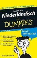 Sprachführer Niederländisch für Dummies
