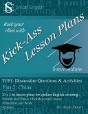 Kick Ass Lesson Plans