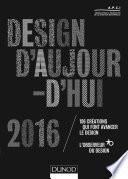 Design d'aujourd'hui 2016