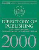 Continuum & the Publishers Association directory of publishing