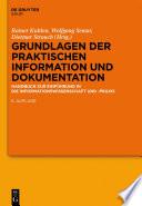 Grundlagen der praktischen Information und Dokumentation