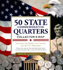50 State Commemorative Quarters Collector s Map