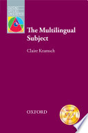 The Multilingual Subject   Oxford Applied Linguistics