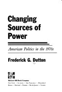Changing sources of power