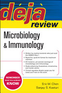 Deja Review Microbiology Immunology