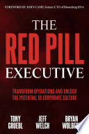 Book The Red Pill Executive
