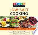 Low Salt Cooking