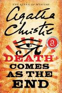 download ebook death comes as the end pdf epub
