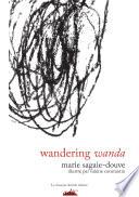 illustration du livre wandering wanda