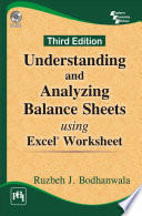 UNDERSTANDING AND ANALYZING BALANCE SHEETS USING EXCEL WORKSHEET
