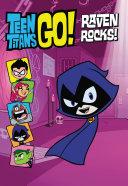 Teen Titans Go Tm Raven Rocks