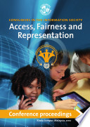 Consumers in the Information Society: Access, Fairness and Representation