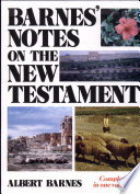 Barnes   Notes on the NT  Barnes