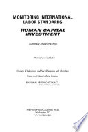 Monitoring International Labor Standards  Human Capital Investment