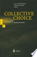Collective Choice