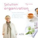 Solution Organisation