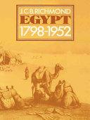 Egypt  1798 1952