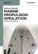 Marine Propulsion Simulation book