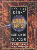 Mystery Rummy Card Case No 2