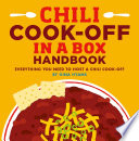 Chili Cook-off In A Box : the last several years. easy to organize...