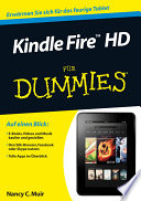Kindle Fire HD f  r Dummies