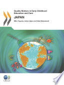 Quality Matters in Early Childhood Education and Care Quality Matters in Early Childhood Education and Care  Japan 2012