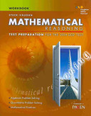 Steck Vaughn Mathematical Reasoning Test Preparation for the 2014 GED Test