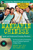 Streetwise Mandarin Chinese with MP3 Disc