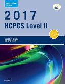 2017 HCPCS Level II Professional Edition