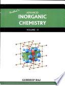 Advanced Inorganic Chemistry: Vollume II