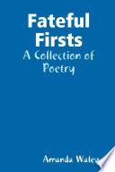 Fateful Firsts book