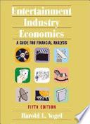 Entertainment Industry Economics Pdf/ePub eBook