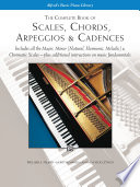 Scales  Chords  Arpeggios   Cadences   Complete Book