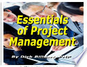 Essentials Of Project Management : ...