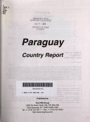 Ebook Paraguay country report Epub N.A Apps Read Mobile