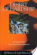Desert Of Hardship Water Of Hope