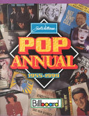 Joel Whitburn's Pop Annual, 1955-1999 New Pop Annual 1955 1999 Is A Year By Year