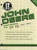 John Deere Shop Manual 4055 4255 4455 4555