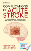 Complications Of Acute Stroke